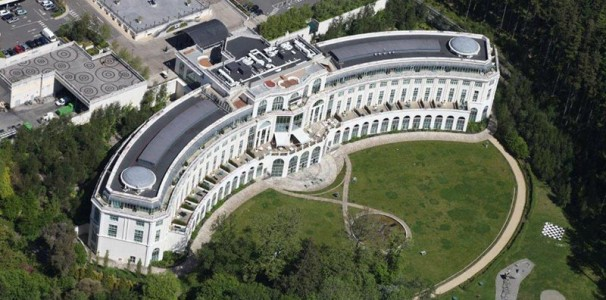 Select Roofing - Powerscourt Hotel Project Img02