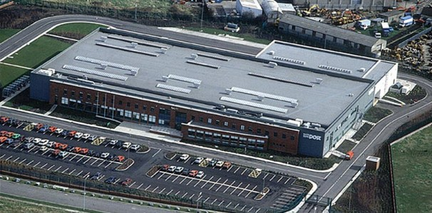 Select Roofing - An Post Mail Centre Project