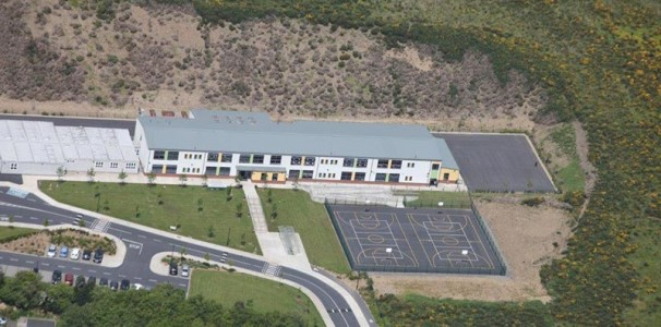 Select Roofing - Cloneygowan School, Offaly Project