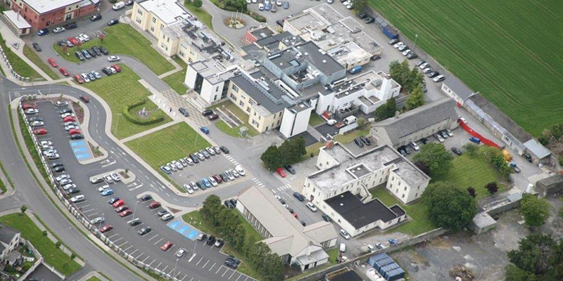 Nenagh Hospital Select Roofing