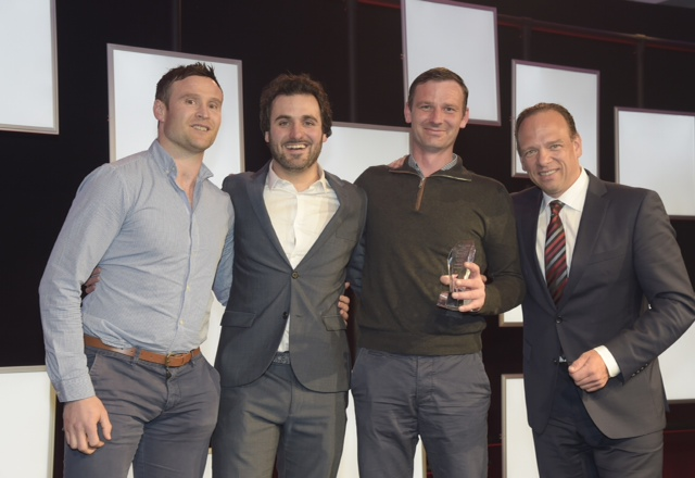 Select Roofing is honoured with Kalzip Award