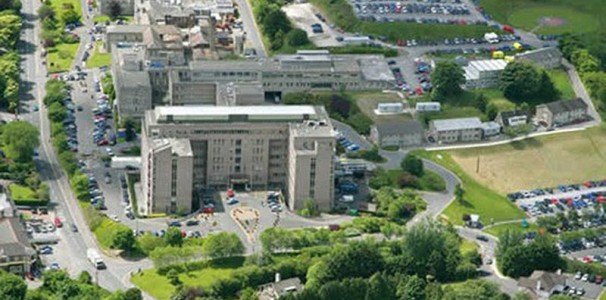 Select Roofing - Sligo General Hospital Project