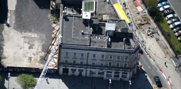 Select Roofing - AIB O'Connel Street Project Img02