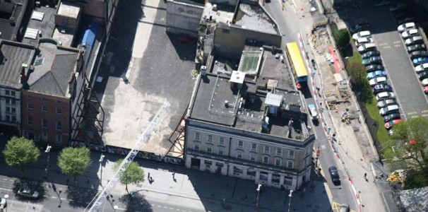 Select Roofing - AIB O'Connel Street Project Img03