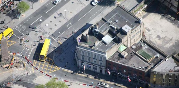 Select Roofing - AIB O'Connel Street Project Img05