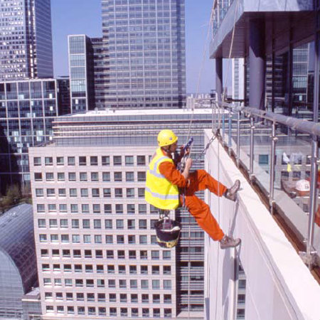 Abseil Systems Select Roofing