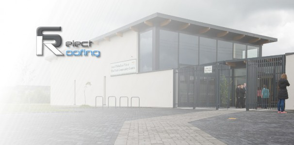Select Roofing - Ballycragh Community Centre Project
