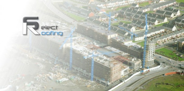 Select Roofing - Charlestown Shopping Centre Project