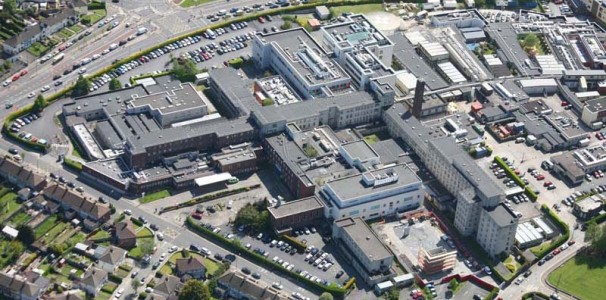 Select Roofing - Crumlin Hospital Project Img01