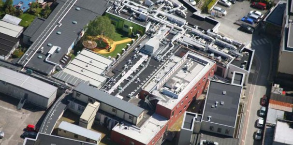 Select Roofing - Crumlin Hospital Project Img03