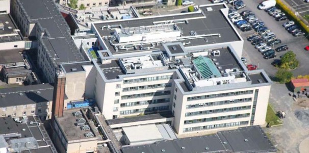 Select Roofing - Crumlin Hospital Project Img04