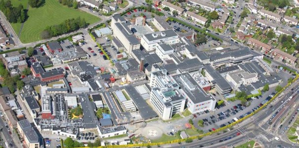 Select Roofing - Crumlin Hospital Project Img07