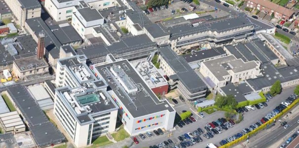 Select Roofing - Crumlin Hospital Project Img08