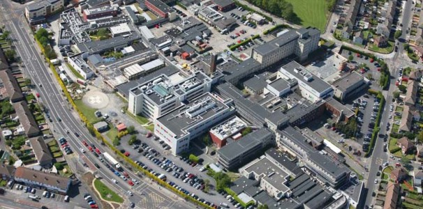 Select Roofing - Crumlin Hospital Project Img10