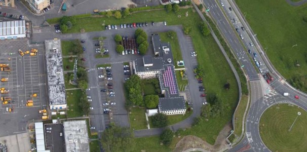 Select Roofing - ESB Leopardstown Project Img09
