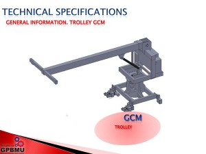 GCM Trolley System - BMU Systems
