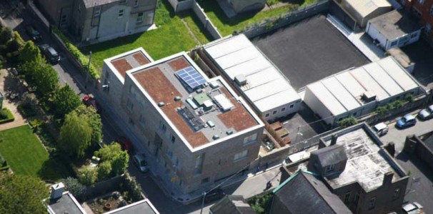 Select Roofing - Haddington Place Project Img04