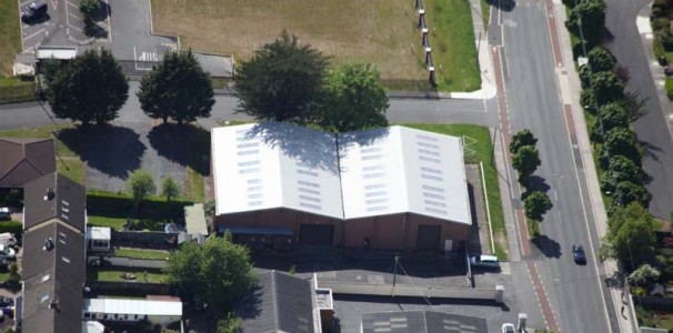 Select Roofing - MSD Bray Project Img01