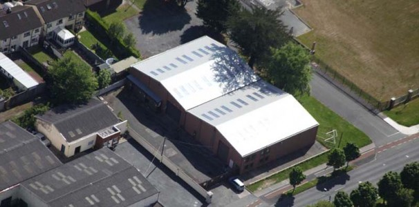 Select Roofing - MSD Bray Project Img02