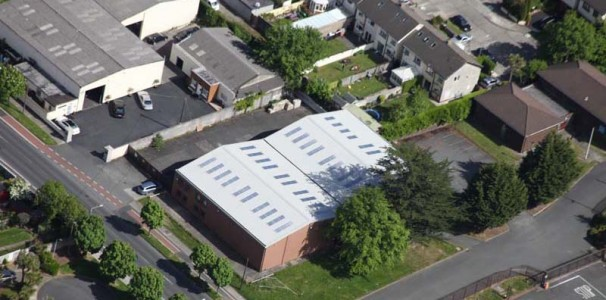 Select Roofing - MSD Bray Project Img05