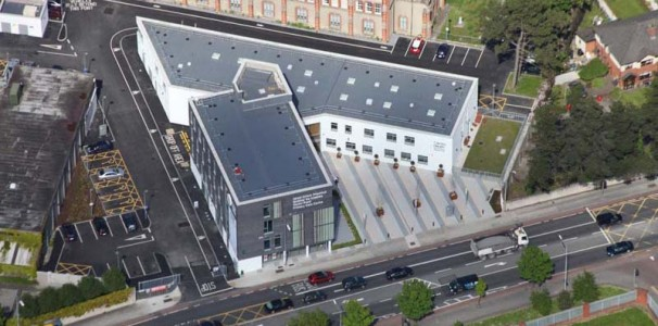 Select Roofing - Navan Road Primary Care Centre Project Img01