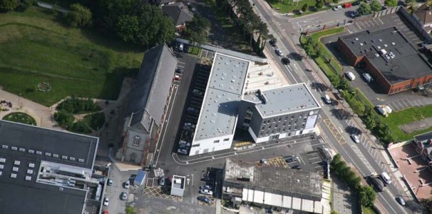 Select Roofing - Navan Road Primary Care Centre Project Img02