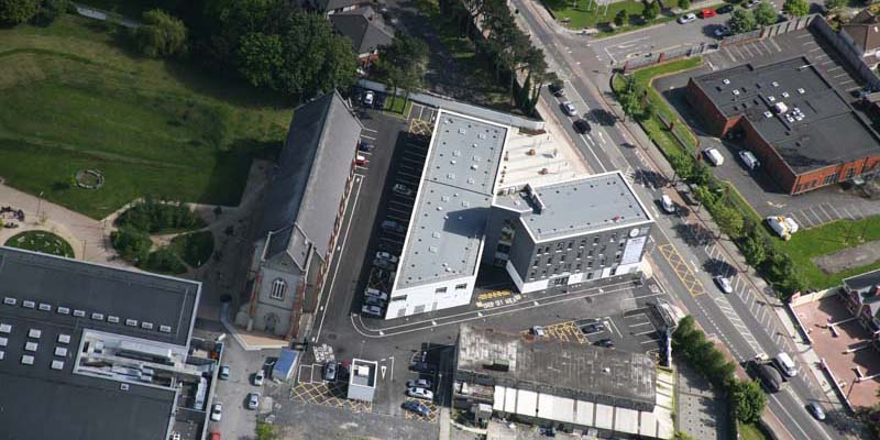 Navan Road Primary Care Centre Select Roofing