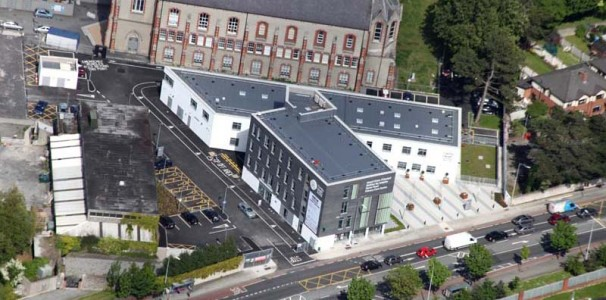 Select Roofing - Navan Road Primary Care Centre Project Img03
