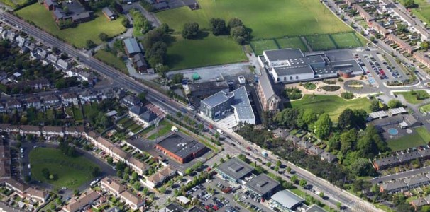 Select Roofing - Navan Road Primary Care Centre Project Img06