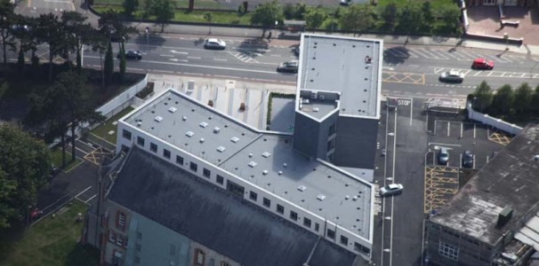 Select Roofing - Navan Road Primary Care Centre Project Img07