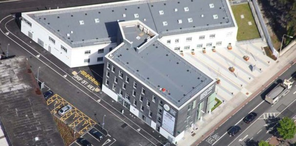 Select Roofing - Navan Road Primary Care Centre Project Img09