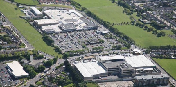 Select Roofing - Nutgrove Shopping Centre Project Img02