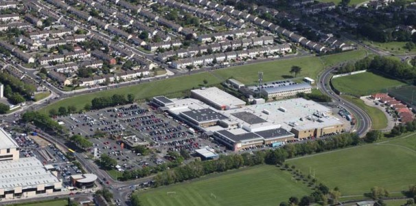Select Roofing - Nutgrove Shopping Centre Project Img03