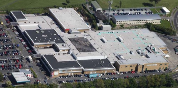 Select Roofing - Nutgrove Shopping Centre Project Img05