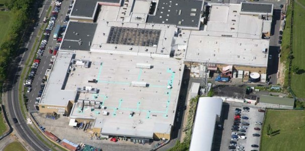 Select Roofing - Nutgrove Shopping Centre Project Img07