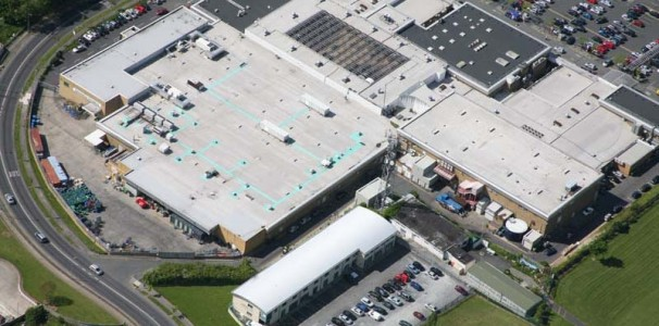 Select Roofing - Nutgrove Shopping Centre Project Img08