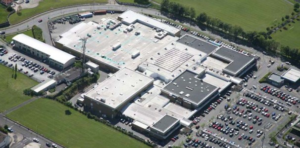 Select Roofing - Nutgrove Shopping Centre Project Img09
