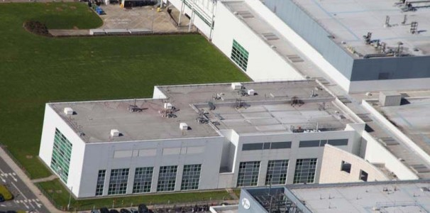 Select Roofing - Pfizer Dublin Project Img03