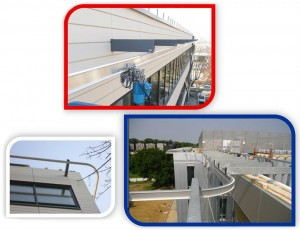 TPR Monorail System - Suspended Access Systems