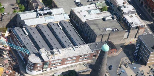 Select Roofing - The Grain Store Project Img01