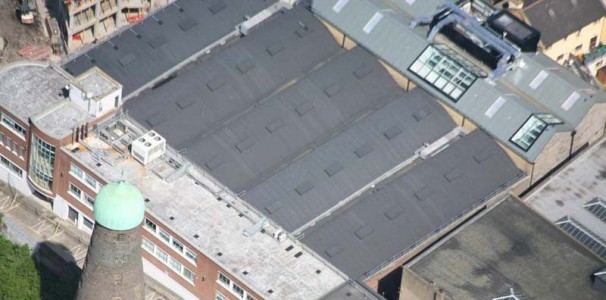 Select Roofing - The Grain Store Project Img03