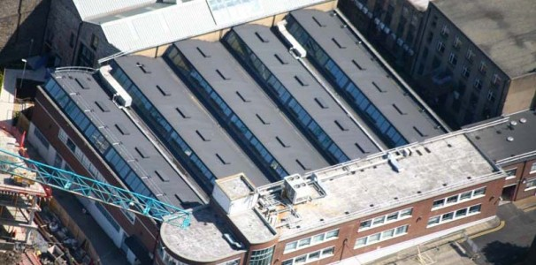 Select Roofing - The Grain Store Project Img10