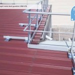 VECTACO Metal Deck Guardrail Systems