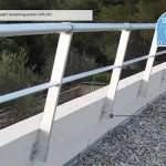 VECTACO Parapet Guardrail Systems