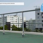 VECTACO Roof Slab Guardrail Systems