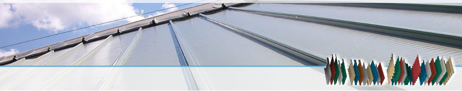 Composite Metal Panel Roof : Composite metal panel roofing select